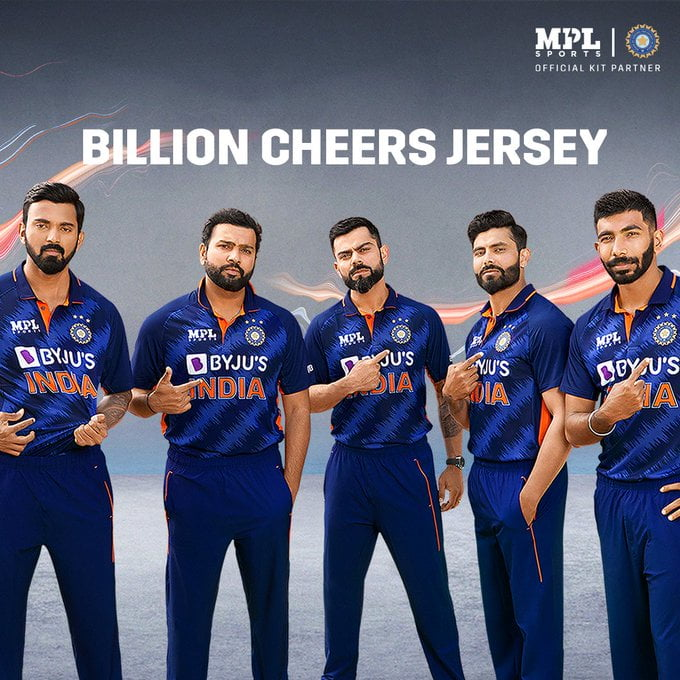 india team jercy