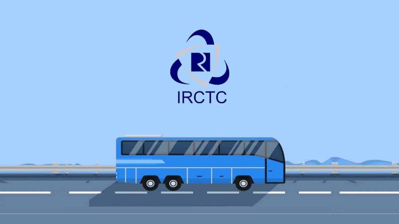 irctc bus